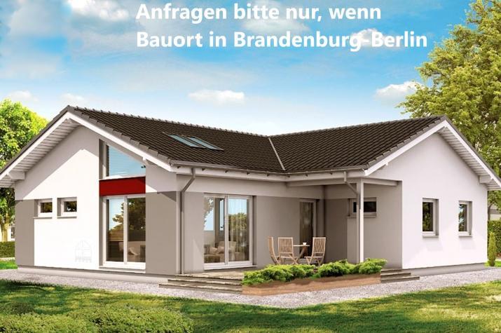 PERFECT111- Effizienz55 pur - Erdwärme - Zukunft schon heute! - www.hausfreu.de - Studio im Wohnbereich und überdachter Freisitz