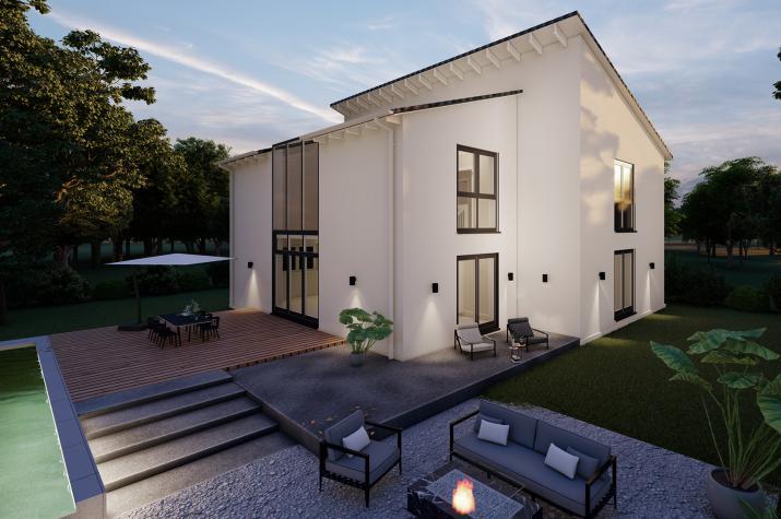 PULTDACH HAUS BIRNBACH 30-007 - Pultdach Haus Birnbach 30-007