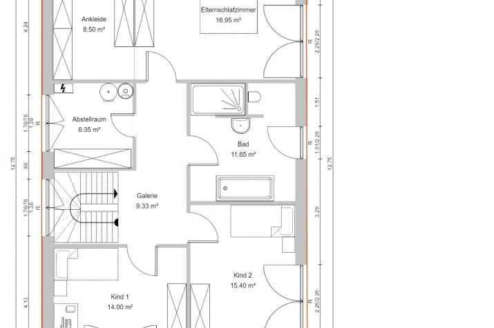 PURE 4 - Erdgeschoss