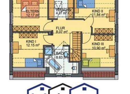 Planungsvorschlag für das Haus Drachten