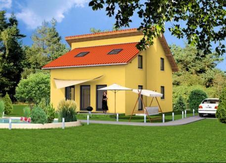 Pultdachhaus 129 - Zeitgemäß Wohnen.