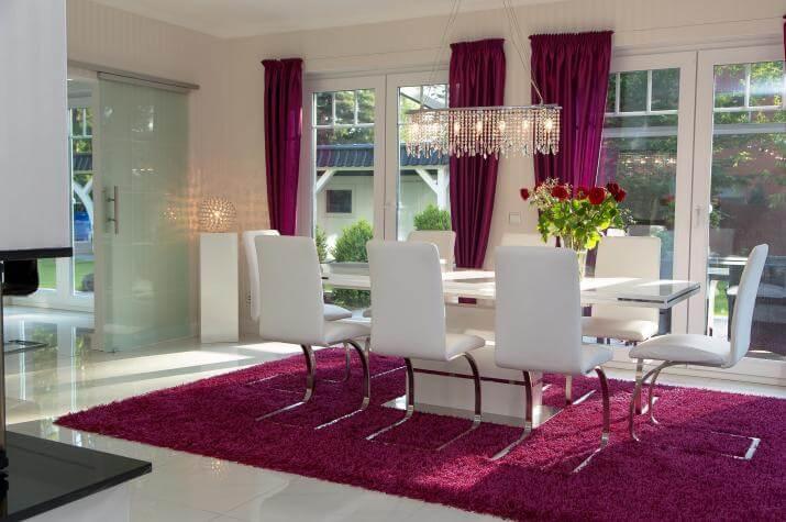pultdachhaus 129 zeitgem wohnen systemhaus hausvertrieb. Black Bedroom Furniture Sets. Home Design Ideas