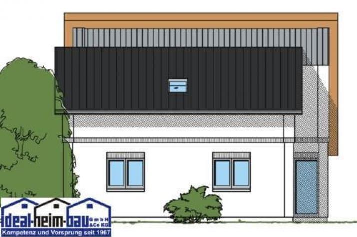 Pultdachhaus kiel ideal heim bau for Pultdachhaus grundriss