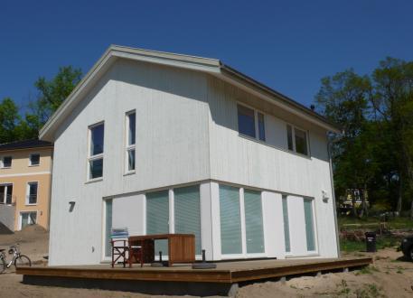Schwedenhaus Reckefjord - Fjordserie