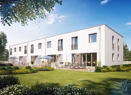 Reihenmittelhaus F550 in NRW und Hessen