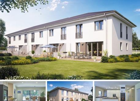 Reihenmittelhaus S550 in NRW und Hessen