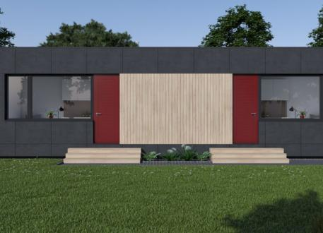 Bungalow SMART LIVING PROJECT STUDENT