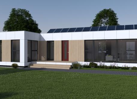 Bungalow SMART LIVING PROJECT XL