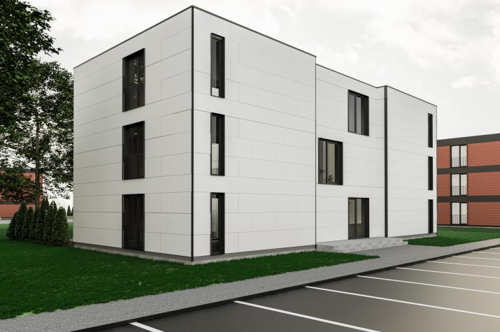 SMART PROJECT LIVING COMPLEX - Grundrisse auf Anfrage