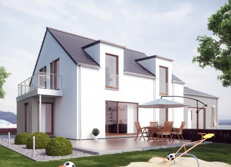 Haus mit Einliegerwohnung SOLUTION 183 V2