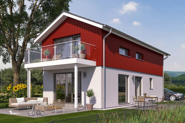 """SUNSHINE 107 SD - """"Urban Living"""" im individuell gestalteten Traumhaus"""