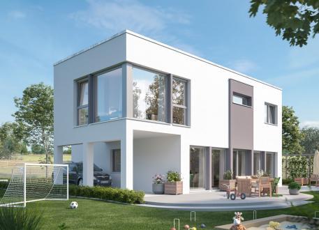 Holzhaus SUNSHINE 154 V7