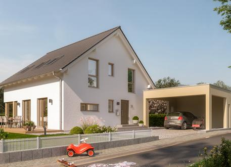 Holzhaus SUNSHINE 167 V3