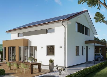 Holzhaus SUNSHINE 167 V5