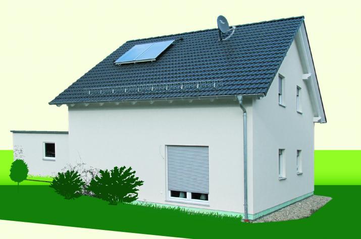 Sachsenheimer Fertighaus SD106 -