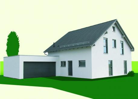 bis 250.000 € Sachsenheimer Fertighaus SD132