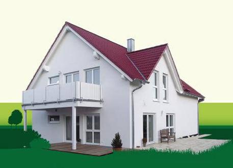 Zweifamilienhaus SachsenheimerFertighausSD191 2-F