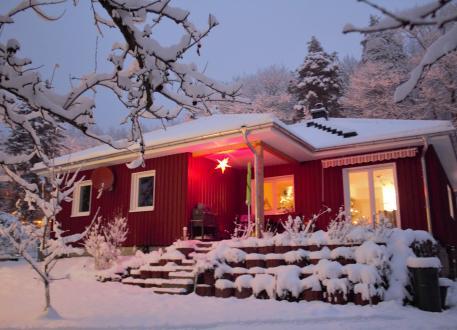 Schwedenhaus Bungalow ökologisch-nachhaltig-wertvoll