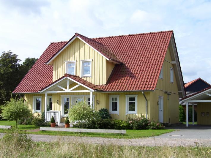 Schwedenhaus XXL - Poggenburg Haus
