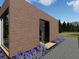 Smart Living Sauna Container
