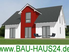 Solide, praktisch, gut - als Generationen- oder Familienhaus www.BAU-HAUS24.de