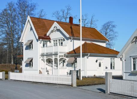 Spezialhaus Lusthuset Torsjö