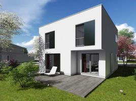bungalow t1 129 qm kfw55 br uer architekten rostock. Black Bedroom Furniture Sets. Home Design Ideas