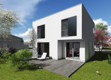 Stadthaus | T1 | 121 qm | KfW55