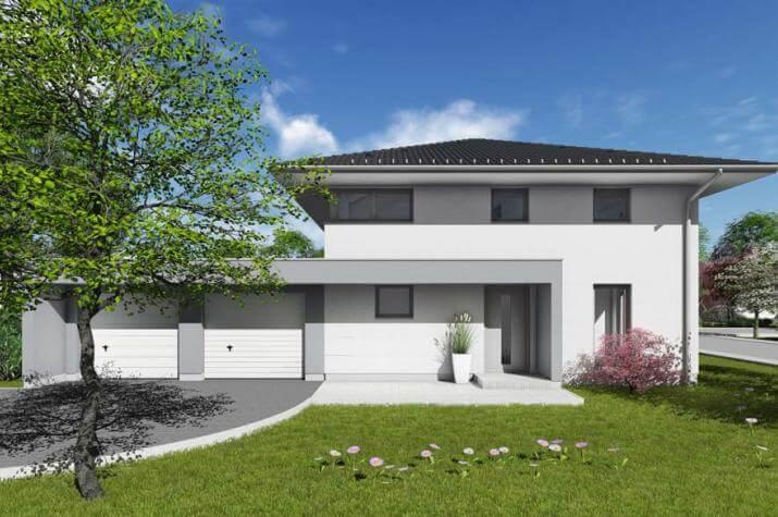 Stadthaus | T2 | 132 qm | KfW55 -