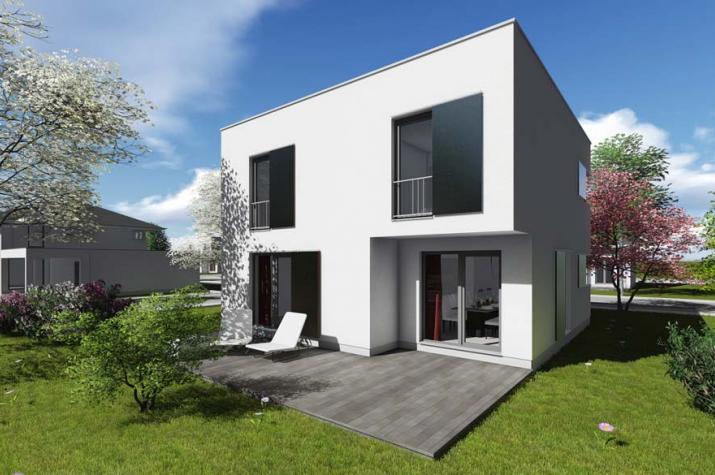 Architekten Rostock ᐅ stadthaus typ 1 mit 121 qm bräuer architekten rostock