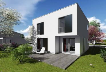 stadthaus bis euro bis 200 m fertighaus. Black Bedroom Furniture Sets. Home Design Ideas