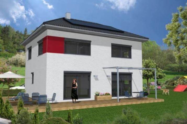 stadtvilla luka 127 kowalski haus klaus kowalski immobilien rdm e k. Black Bedroom Furniture Sets. Home Design Ideas