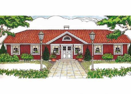 Einfamilienhaus Steneby