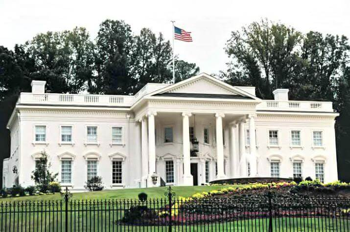 THE WHITE HOUSE - THE WHITE HOUSE Front