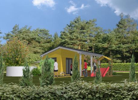 Sonstige Häuser Tiny Home Garten