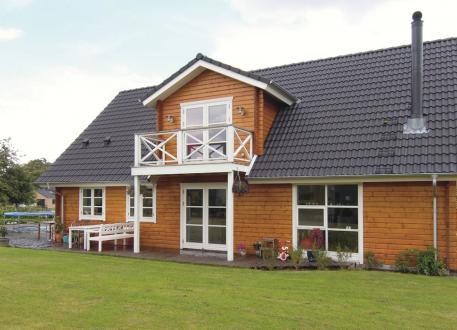 Blockhaus Typ 95+75