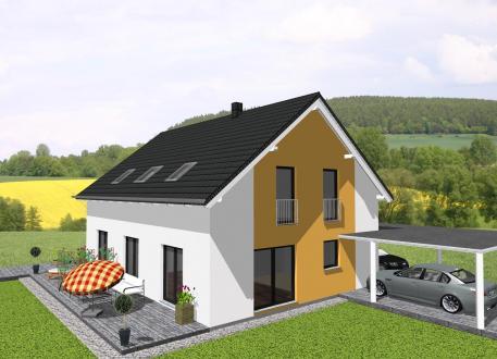 Zweifamilienhaus Variables Einfamilienhaus mit Einliegerwohnung - www.jk-traumhaus.de