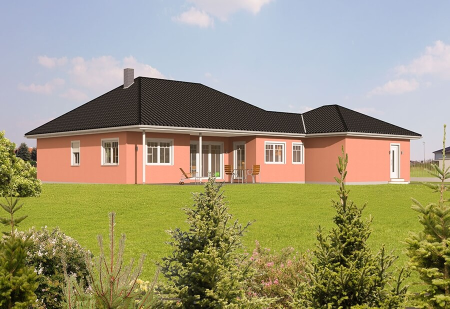 variocorner 133 hse massivhaus gmbh beratungsb ro ehingen. Black Bedroom Furniture Sets. Home Design Ideas