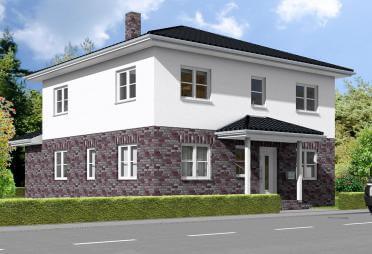 The white house fertighaus