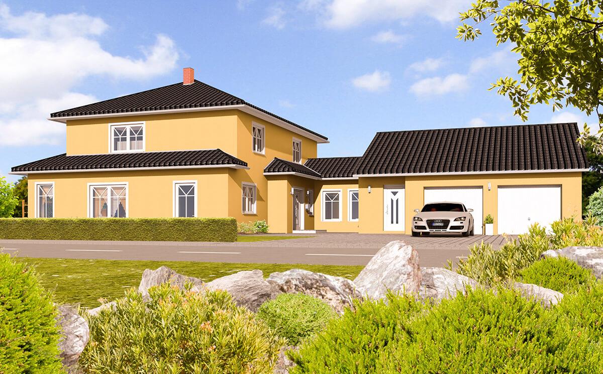 variotoscana 209 hse massivhaus gmbh beratungsb ro ehingen. Black Bedroom Furniture Sets. Home Design Ideas