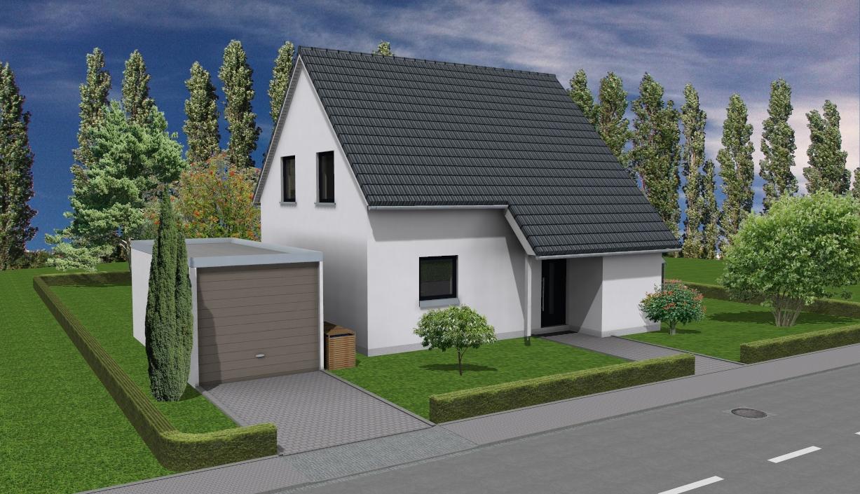 vialla 122 energiesparhausplus. Black Bedroom Furniture Sets. Home Design Ideas