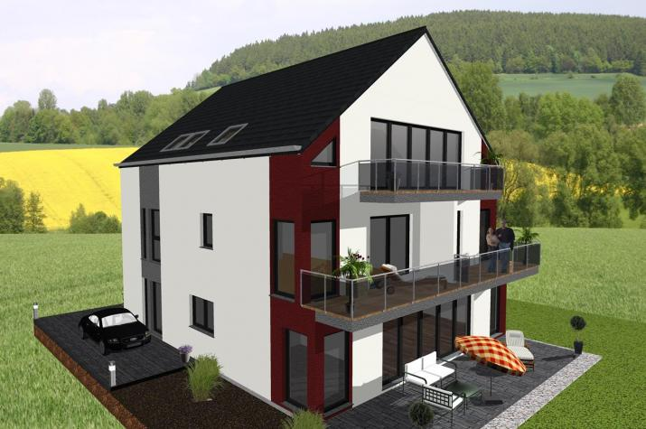Jk Traumhaus ᐅ individuell geplant dreifamilienhaus jk traumhaus de