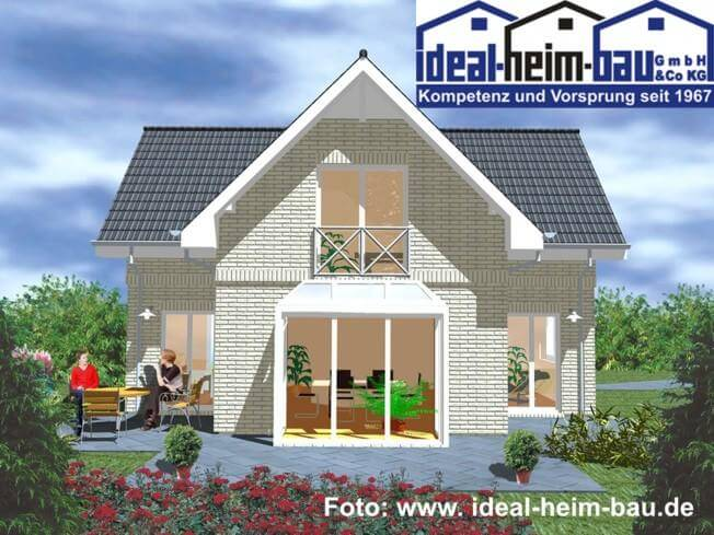 Viergiebelhaus - Ideal-Heim-Bau