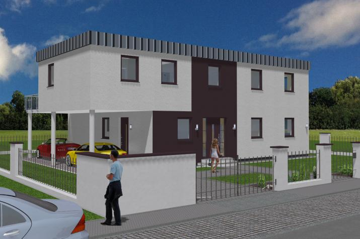 villa exklusiv auf keller 194 qm wohnfl che. Black Bedroom Furniture Sets. Home Design Ideas