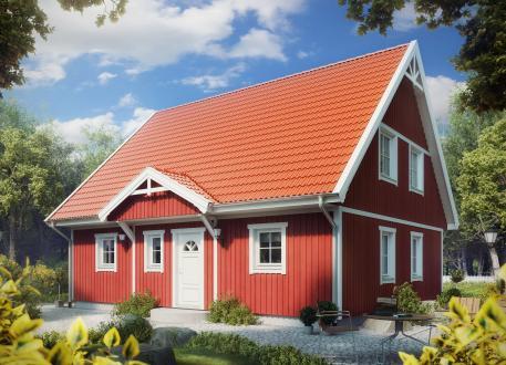 Holzhaus Villa Hanna Knudsen