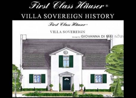 Luxushaus Villa Sorvereign