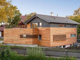Waakirchen - Architektenhaus: Bodenständig und modern