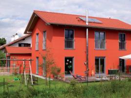 Weilheim - Vitaler Wohntraum in Rot