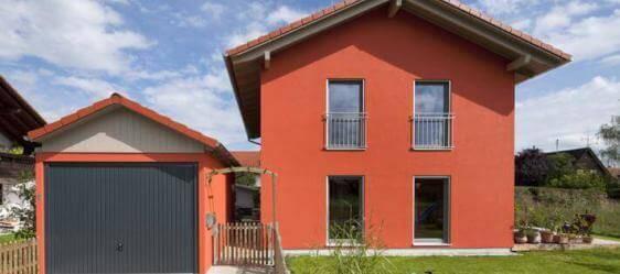 weilheim vitaler wohntraum in rot. Black Bedroom Furniture Sets. Home Design Ideas