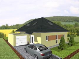 Winkelbungalow mit ausgebautem Dachgeschoss - www.jk-traumhaus.de